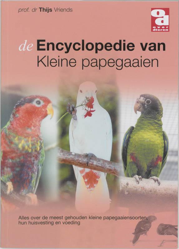Over Dieren Encyclopedie van kleine papegaaien