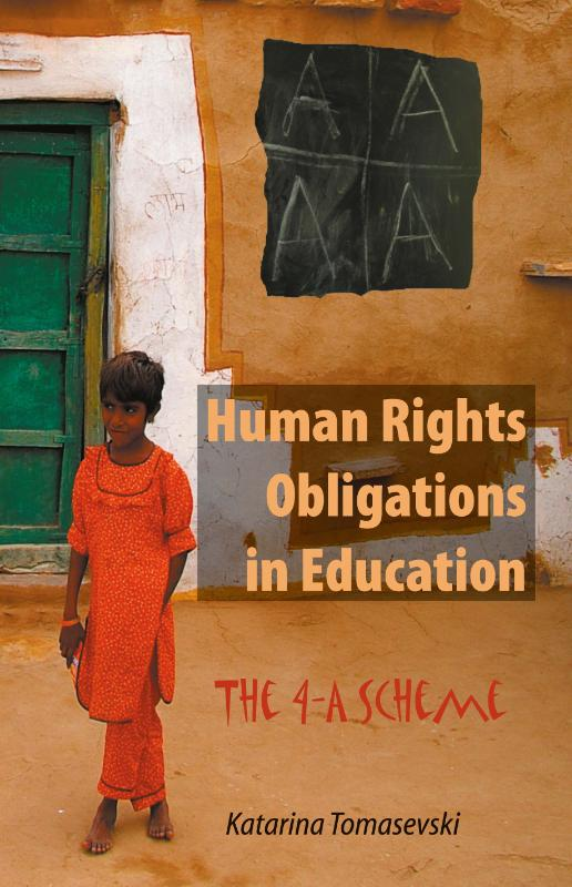 Human rights obligations in education