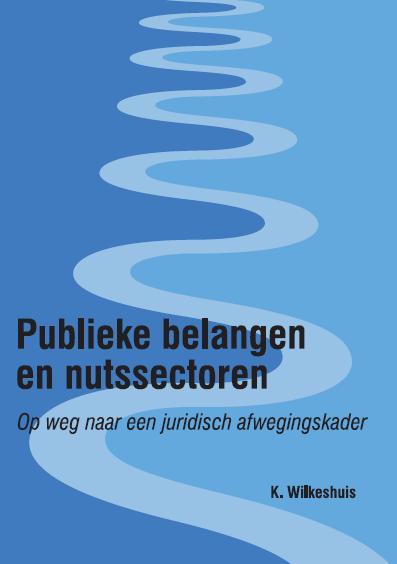 Publieke belangen en nutssectoren