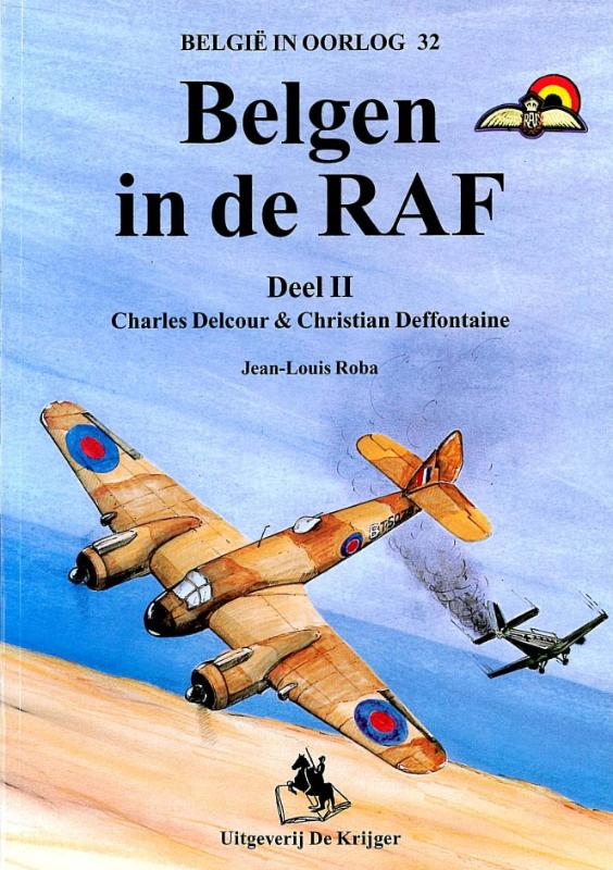 Belgie in oorlog Belgen in de RAF 2