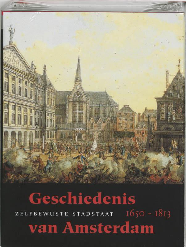 II-b Zelfbewuste stadstaat, 1650-1813