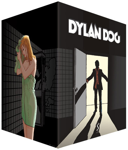 Dylan Dog verzamelbox + 13 boeken