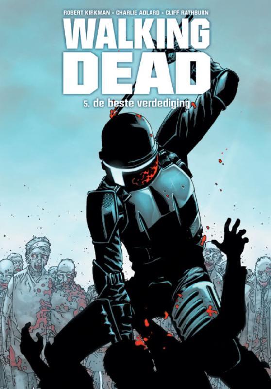 Walking Dead 5. de beste verdediging