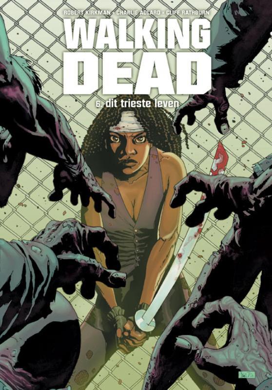 Walking Dead Boek 6