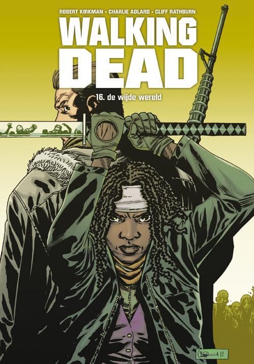 Walking Dead 16 - De wijde wereld