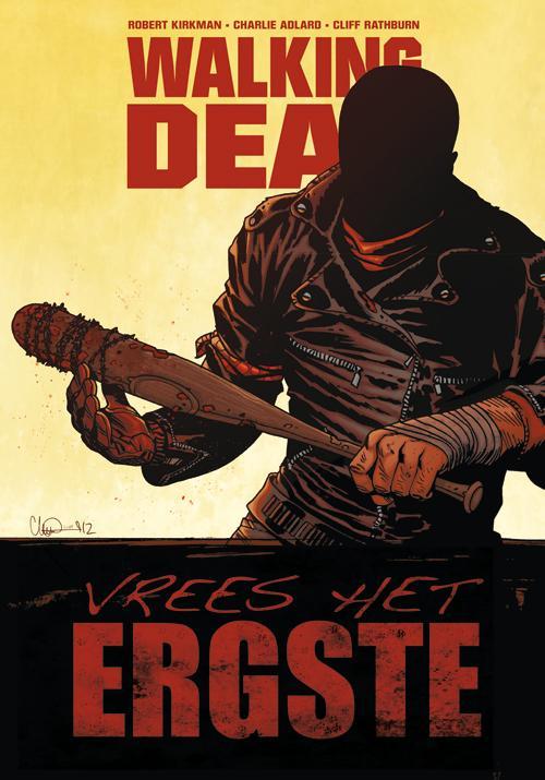 Walking Dead 17 - Vrees het ergste