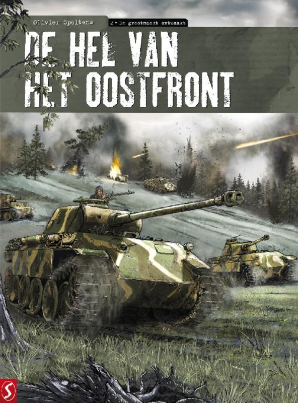 De hel van het Oostfront 2 - De grootmacht ontwaakt