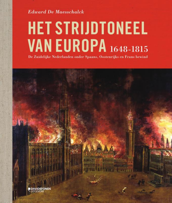 Het strijdtoneel van Europa (1648-1815)