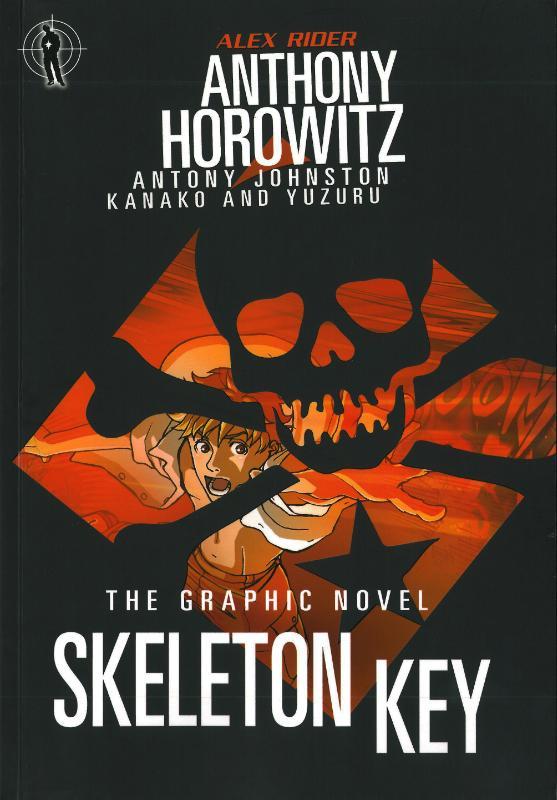 Alex Rider - Skeleton Key - graphic novel