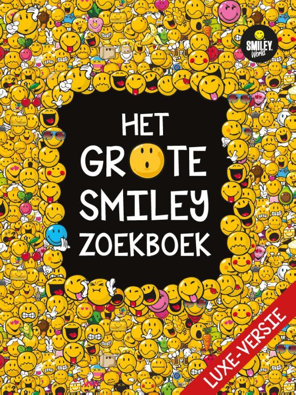 Het grote Smiley Zoekboek