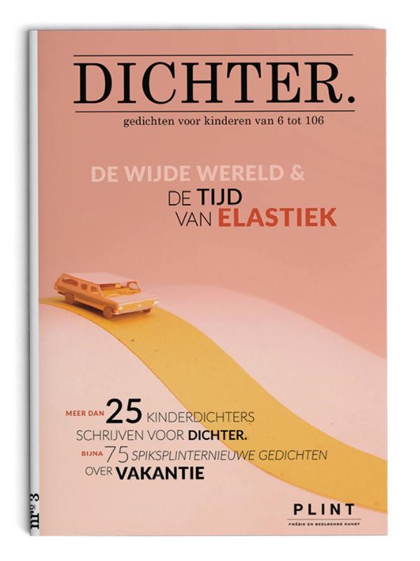 Plint - DICHTER. no. 3 Vakantie 20 stuks
