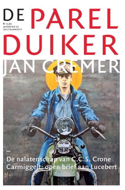 De parelduiker 2017/5: Jan Cremer