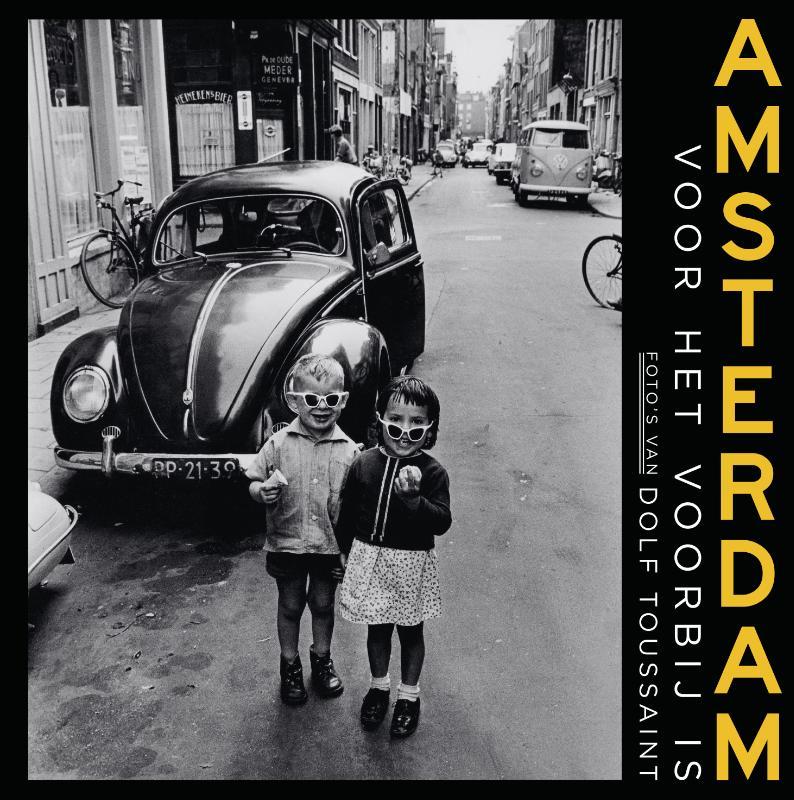 Amsterdam voor het voorbij is