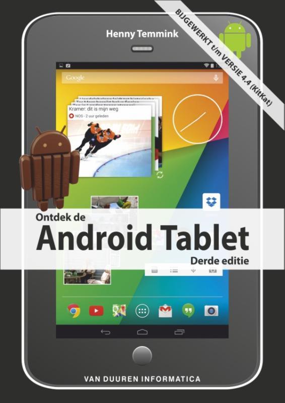 Ontdek de Android Tablet - voor Android KitKat