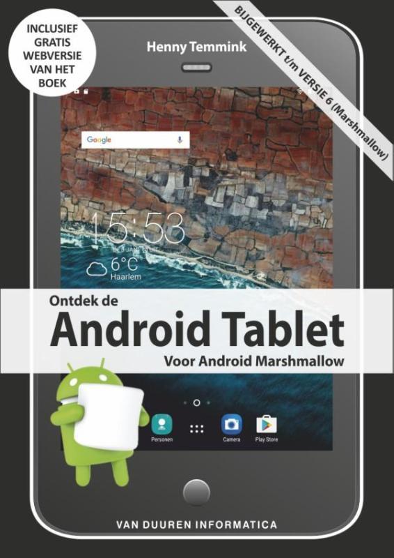 Ontdek de Android Tablet, 5e editie