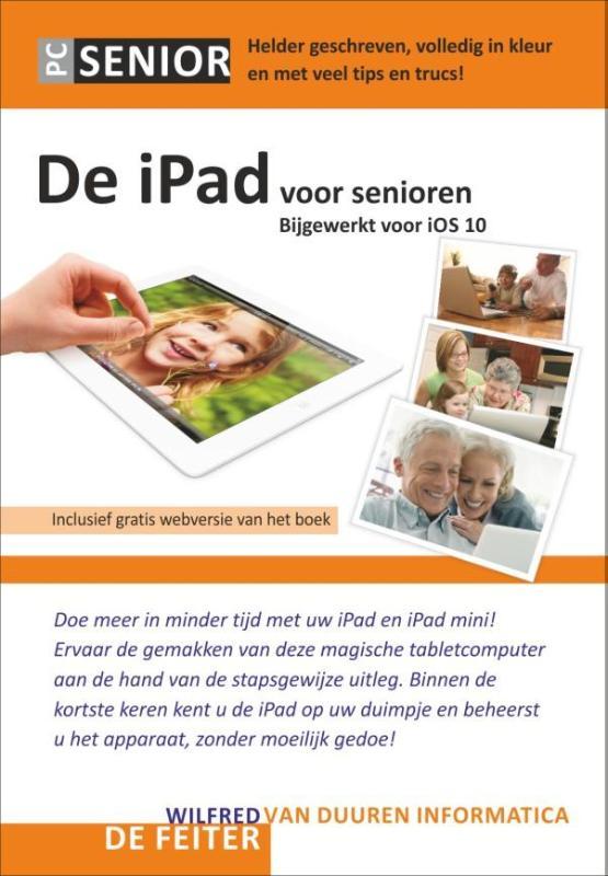 PCSenior: De iPad voor Senioren, 7e editie