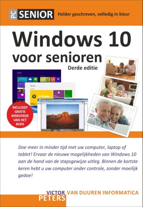 Windows 10 voor senioren 3e editie