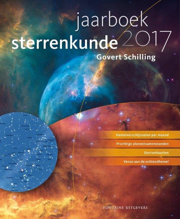Jaarboek Sterrenkunde 2017