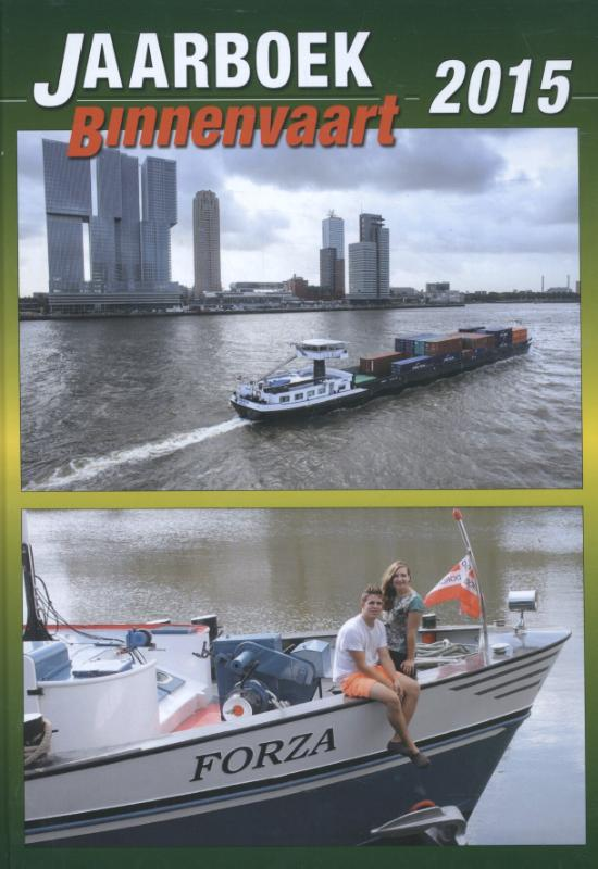 Jaarboek binnenvaart 2015