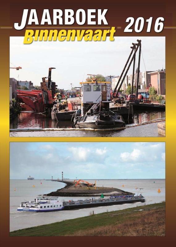 Jaarboek Binnenvaart 2016