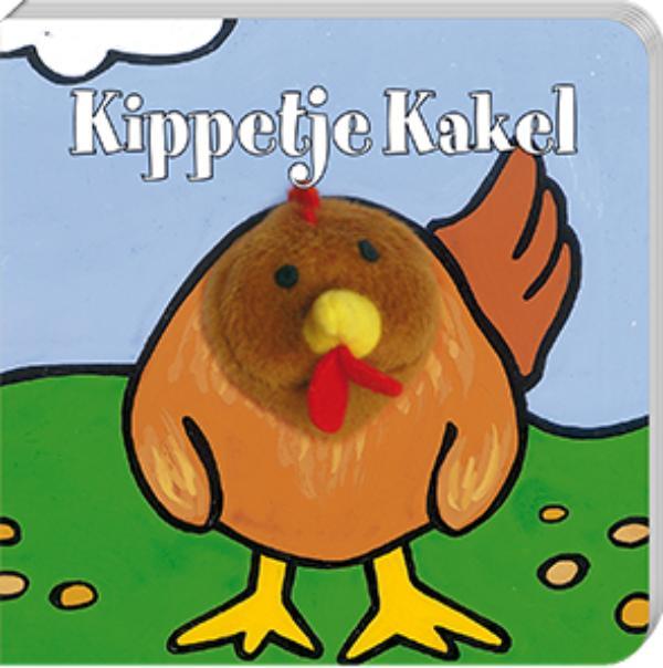 Vingerpopboekjes - Kippetje Kakel