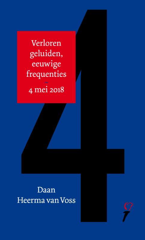 Daan Heerma van Voss - 4 mei-lezing / Stine Jensen - 5 mei-lezing2018