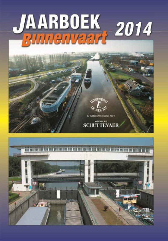 Jaarboek binnenvaart 2014