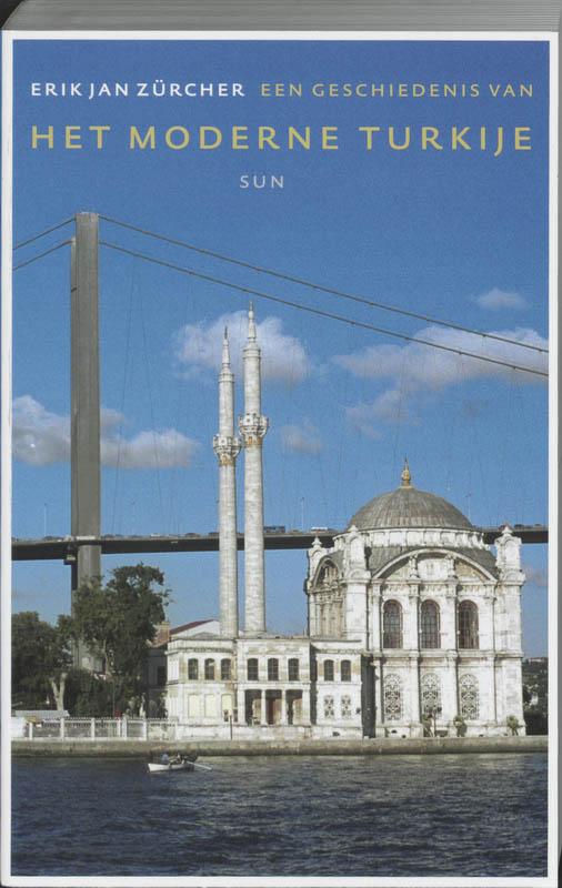 Een geschiedenis van het moderne Turkije