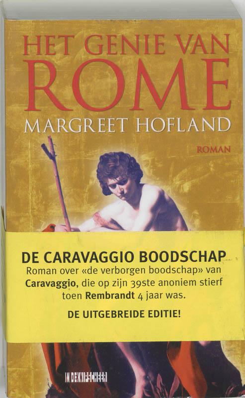 Het genie van Rome. Caravaggio