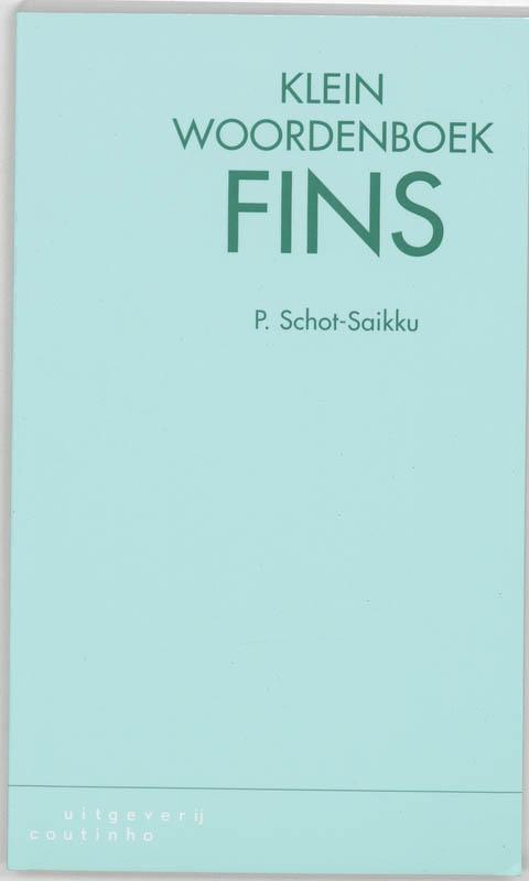 Klein woordenboek Fins