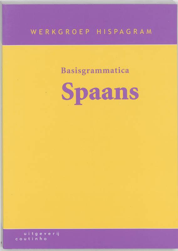 Basisgrammatica Spaans