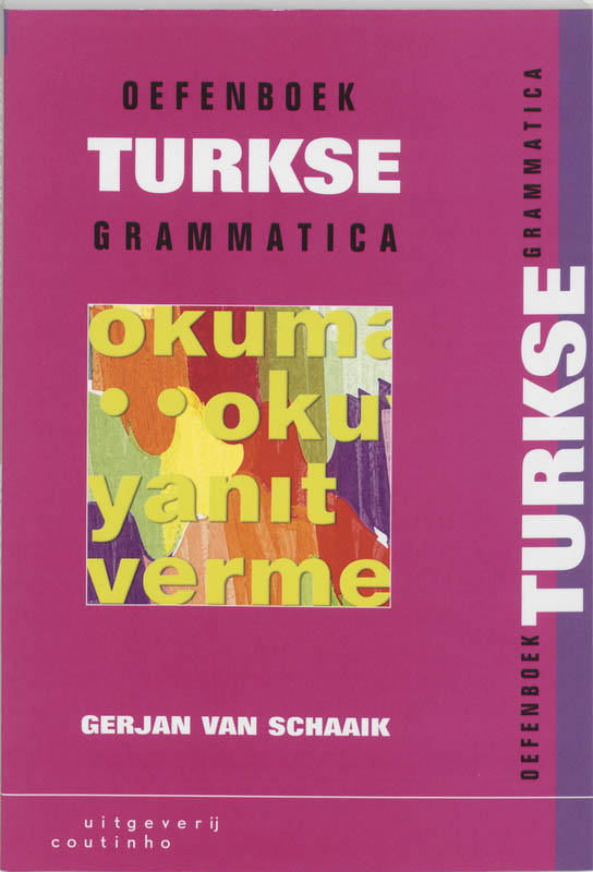 Oefenboek Turkse Grammatica
