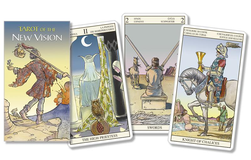 Scarabeo Tarot of the New Vision