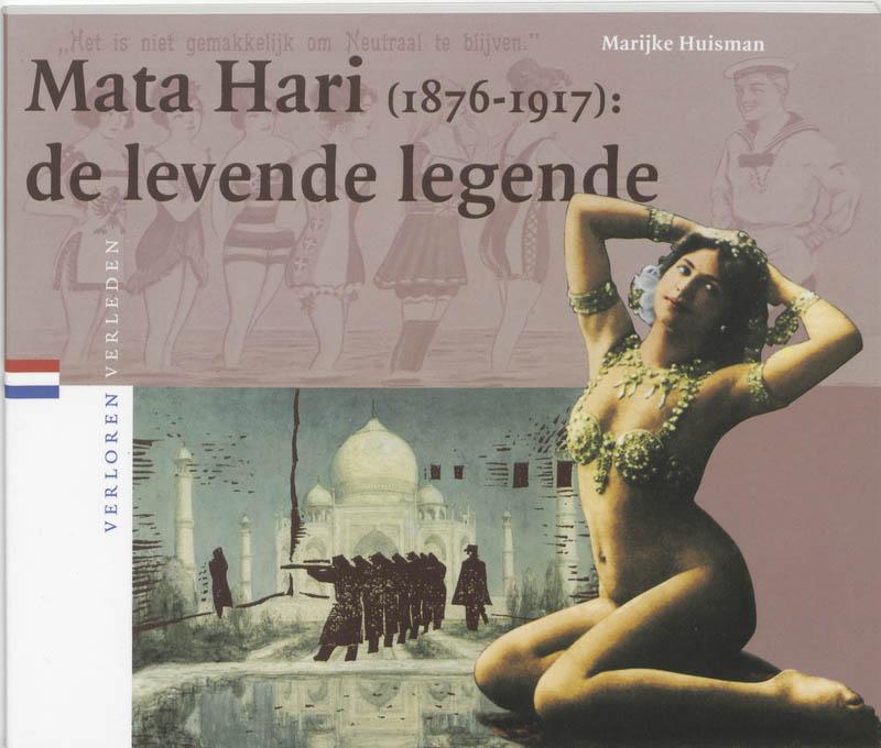 Verloren verleden Mata Hari (1876-1917)