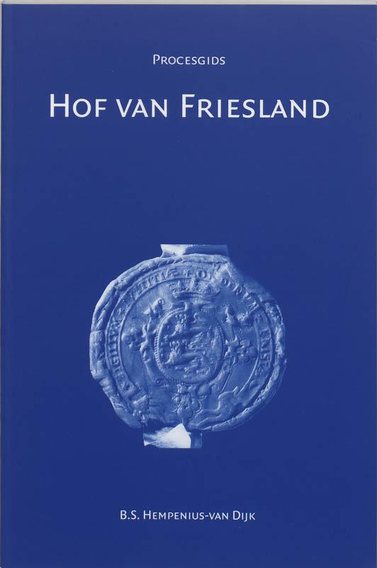 Procesgidsen Procesgids Hof van Friesland