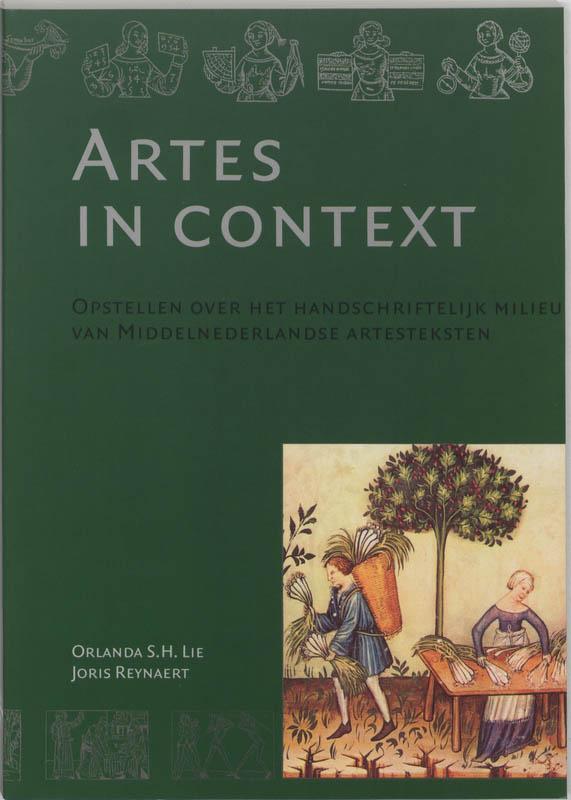Artesliteratuur in de Nederlanden Artes in context