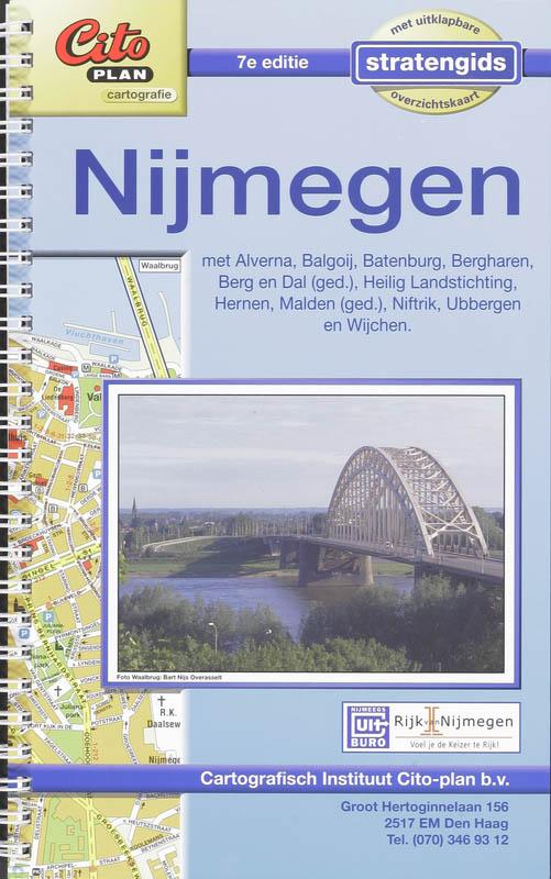 Stratengids Nijmegen