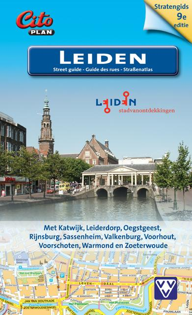 Cito Plan Stratengids Leiden