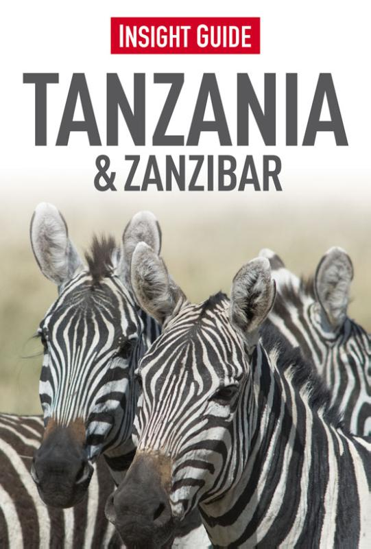 Insight guides: Insight Guide Tanzania & Zanzibar Ned.ed.
