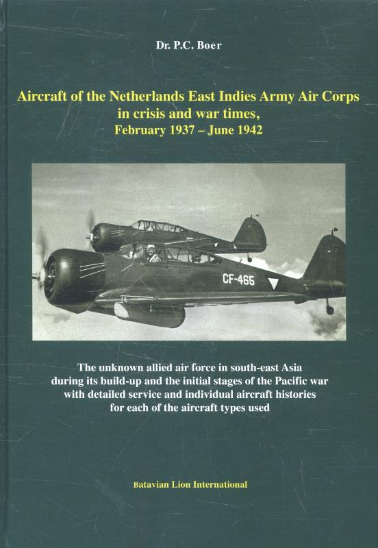 Aircraft of the Netherlands East Indies Army Aircraft