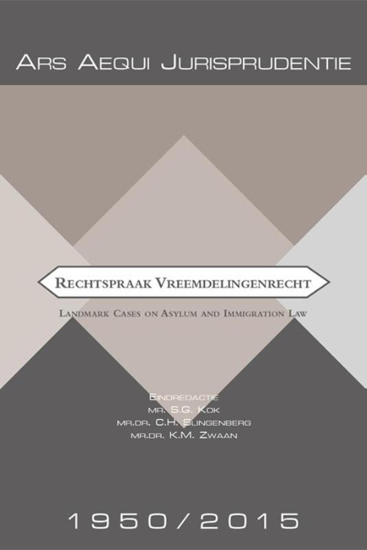 Ars Aequi Jurisprudentie Rechtspraak vreemdelingenrecht 1950-2015