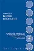 Inleiding tot het Europees bestuursrecht (Jans)