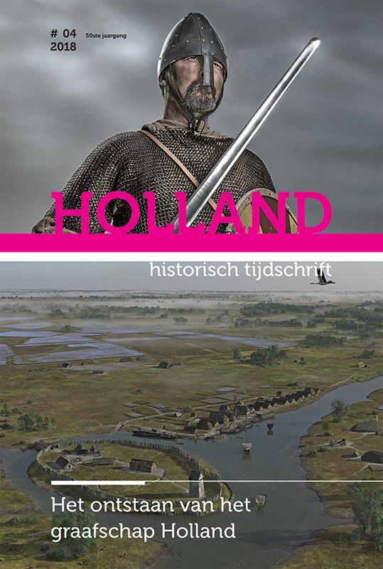 Het ontstaan van het graafschap Holland