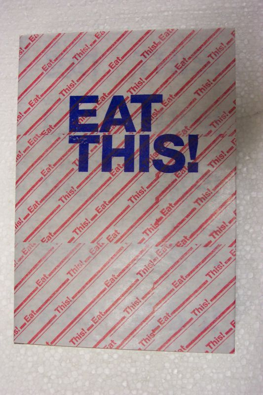 Eat this !