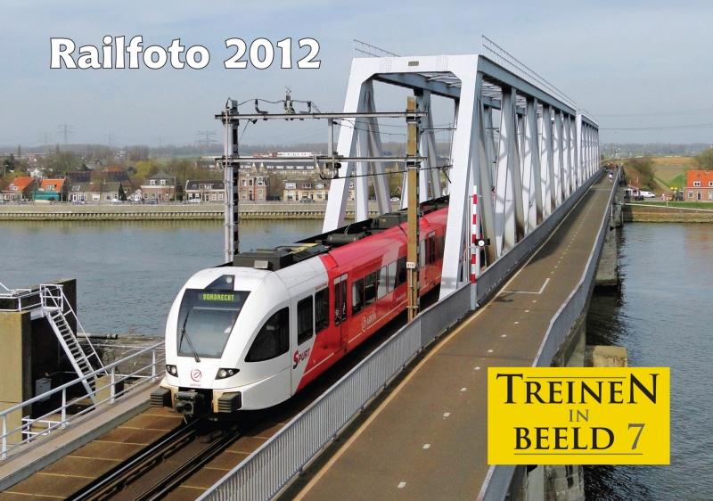 Railfoto 2012 Treinen In Beeld 7