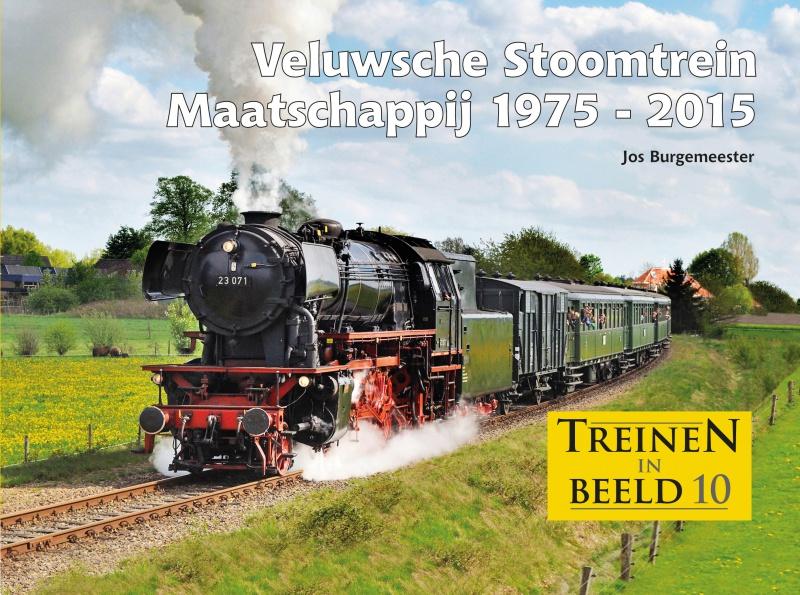 Veluwsche Stoomtrein Maatschappij 1975-2015