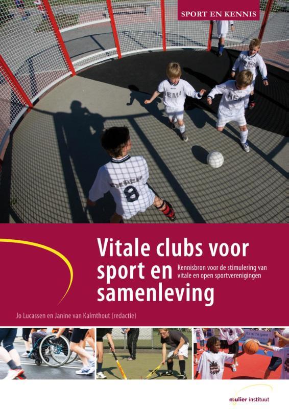 Sport en Kennis Vitale clubs voor sport en samenleving