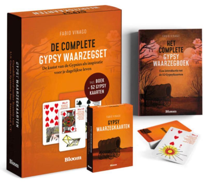 De complete Gypsy Waarzegset