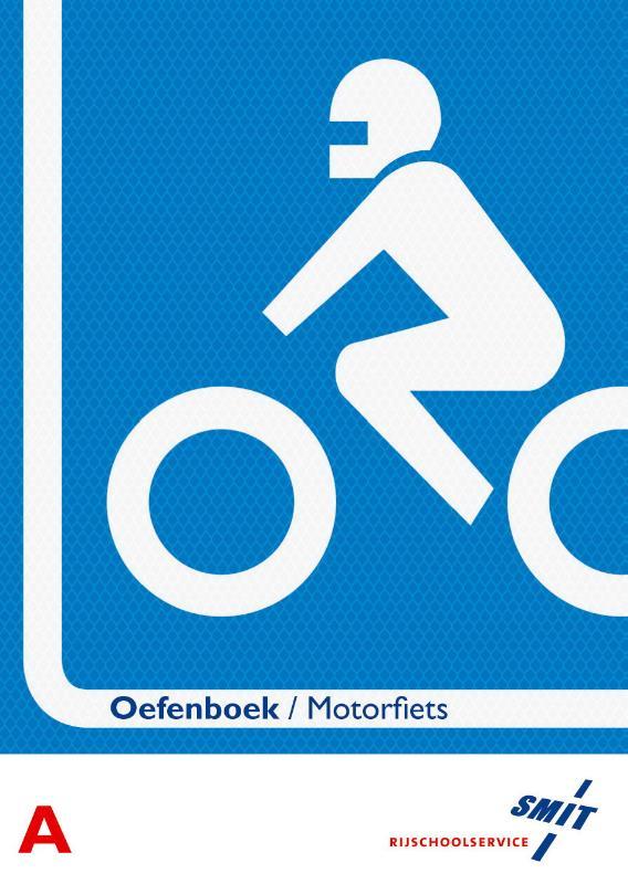 Oefenboek / Motorfiets