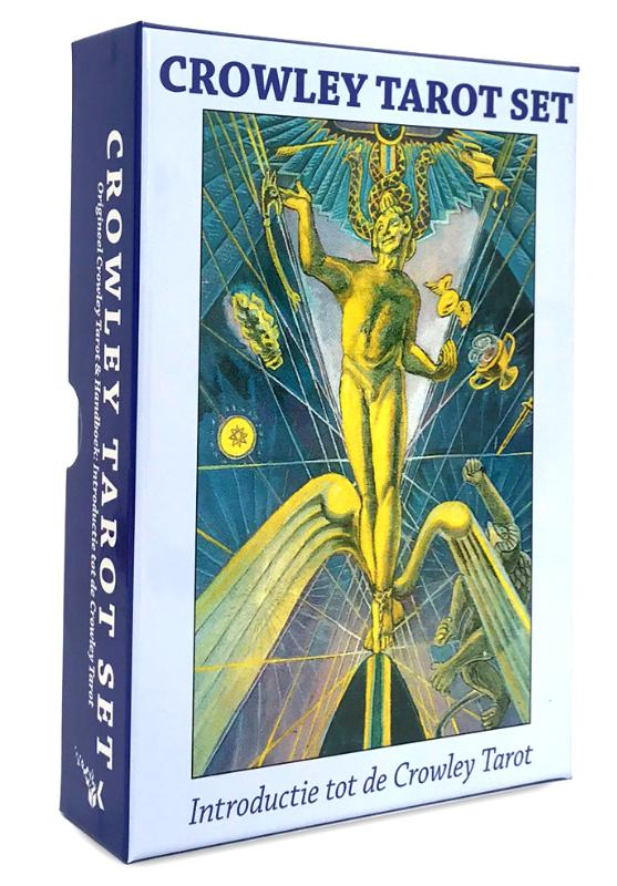 Crowley thoth tarot kaarten set